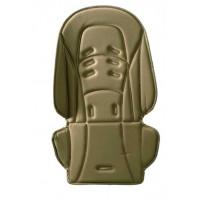 CASUALPLAY Аксессуары/ SEAT-PAD KUDU/ GREEN (матрасик для коляски)