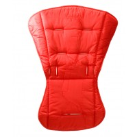 CASUALPLAY Аксессуары/ SEAT-PAD/ STWINNER, S4/ RED (матрасик для коляски)