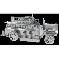 """TUCOOL Мини 3D декоративный сувенир из металла """"Старинная пожарная машина"""""""